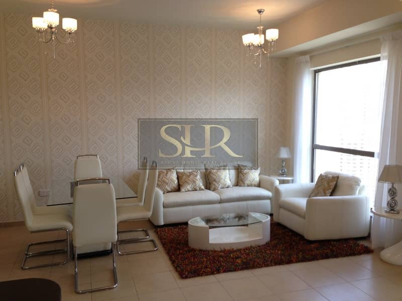 12 UPGRADED   FULLY FURNISHED   MARINA VIEW