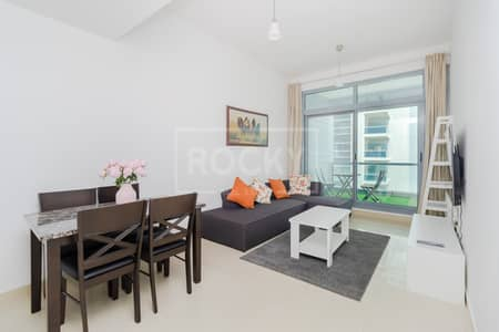 1 Bedroom Apartment for Rent in Dubai Marina, Dubai - Fully Furnished | 1 Bed | Chiller Free | Marina Residence