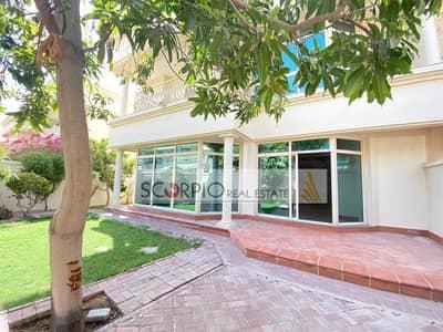 Private Garden | Compound 4BR Villa | Al Safa 2 with Pool