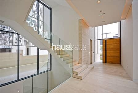 فیلا 6 غرف نوم للبيع في عقارات جميرا للجولف، دبي - Contemporary Mansion with Cinema Room | View Today