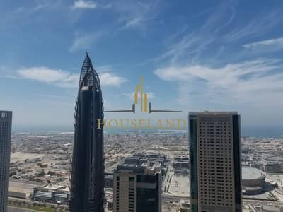 2 Bedroom Flat for Rent in Downtown Dubai, Dubai - Well Maintained I Spacious 2 Beds I  High Floor I