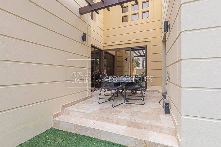 13 Al Salam | Park View & With Pool | Upgraded | End