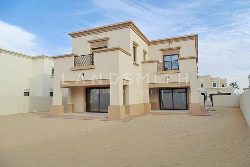 11 Landscaped Bright 4 Bedroom Type 1 Yasmin Villa