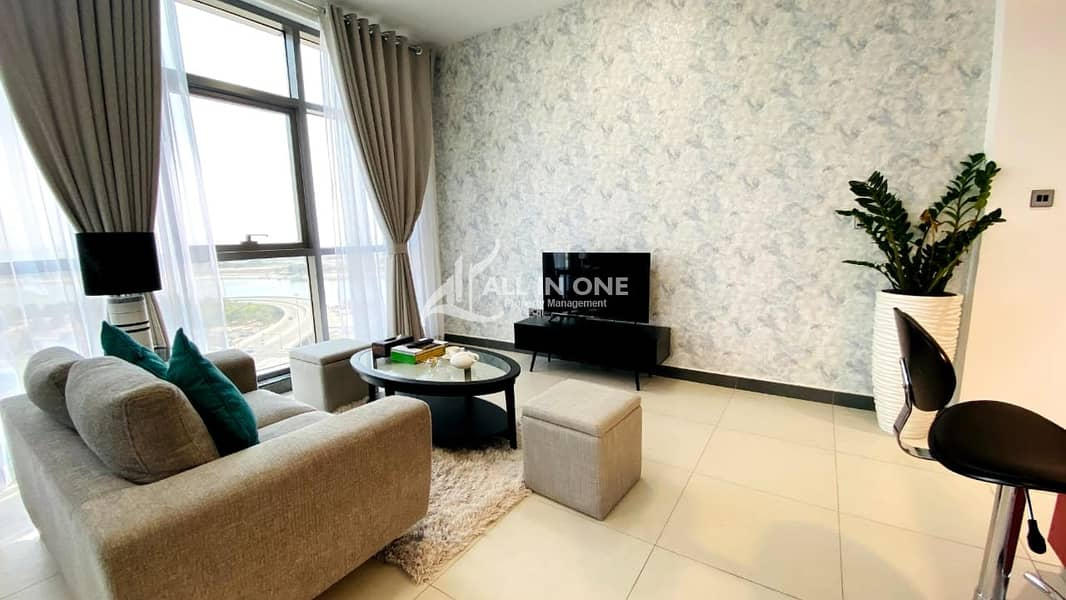 2 Brand New and Furnished Lavish Studio with Parking!