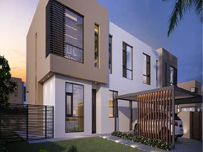 تاون هاوس 3 غرف نوم للبيع في الطي، الشارقة - Buy 3 Bedroom  Townhouse For Sale In Sharjah | Zero service charge