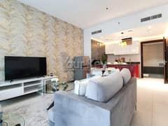 شقة في كابيتال سنتر 1 غرف 70000 درهم - 5055718