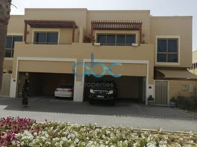 4 Bedroom Townhouse for Sale in Al Raha Gardens, Abu Dhabi - Town House 4BHK
