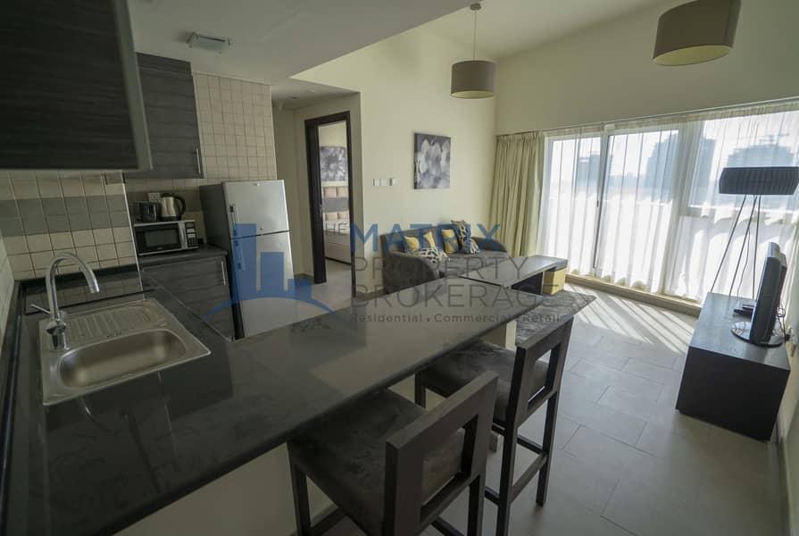 2 Affordable  furnished 1 Bedroom - The Bridge