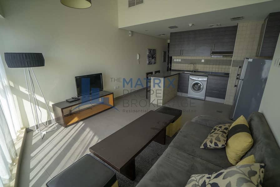 Affordable  furnished 1 Bedroom - The Bridge