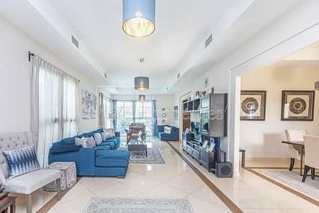 فیلا 3 غرف نوم للبيع في مدن، دبي - Independant Villa | Type A | Facing Park |