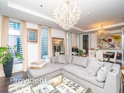 شقة 1 غرفة نوم للبيع في مركز دبي المالي العالمي، دبي - Spacious and Modern | Link to Gate avenue & Ritz