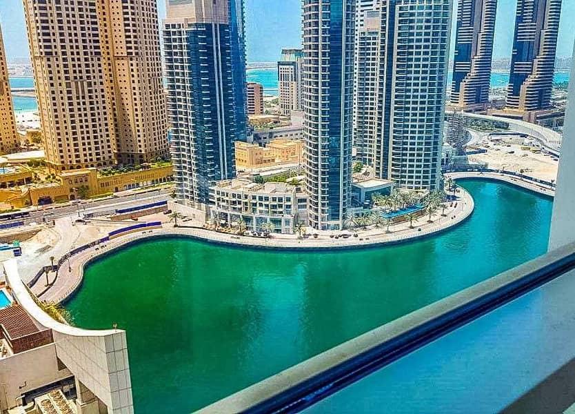 2 2 Bedroom  Unfurnished  Dubai Marina
