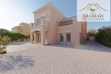فیلا 5 غرف نوم للايجار في المرابع العربية، دبي - Large Plot | Type 17 | Ready to Move In