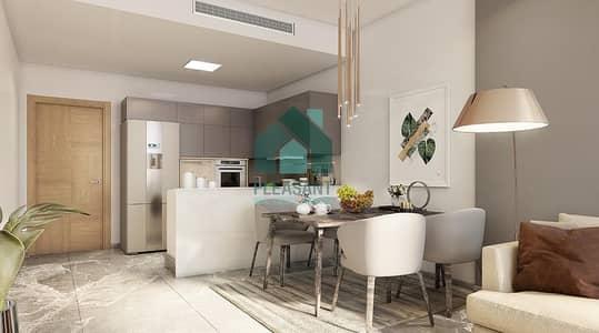 فلیٹ 1 غرفة نوم للبيع في مدينة مصدر، أبوظبي - Cozy pool facing  1 bed Apartment in The Gate Masdar City