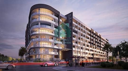 استوديو  للبيع في مدينة مصدر، أبوظبي - Affordable studio apartment in The Gate Masdar City