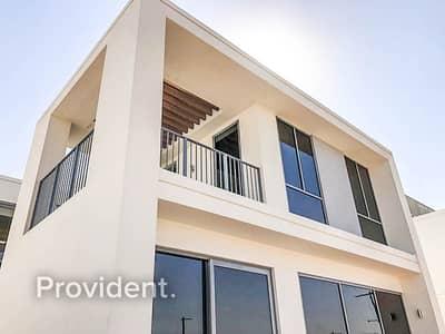 فیلا 4 غرف نوم للبيع في دبي هيلز استيت، دبي - Ready Single Row   Vastu Compliant   Vacant
