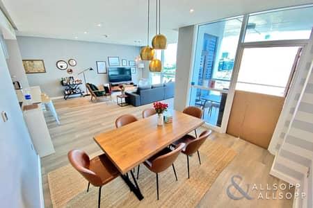 فلیٹ 2 غرفة نوم للبيع في دبي مارينا، دبي - 707 Sq Ft | Bright | Spacious
