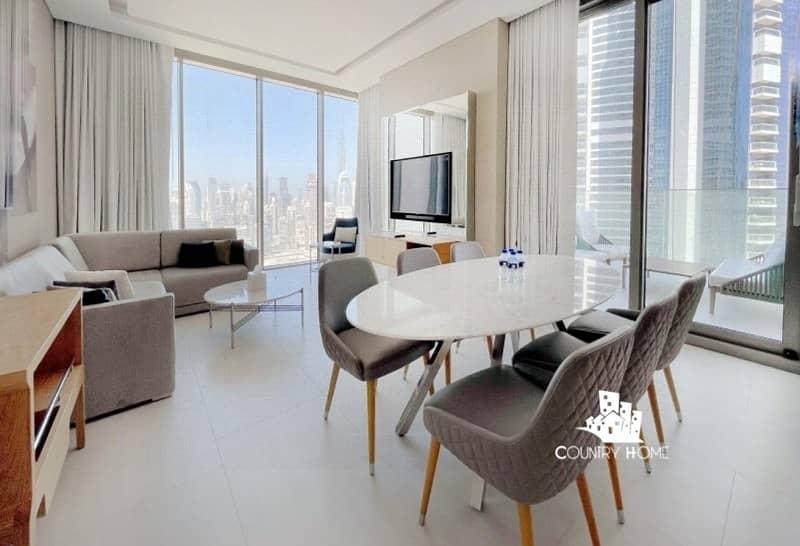 All Inclusive I SLS Hotels& Apartments I 2 Br Apartment