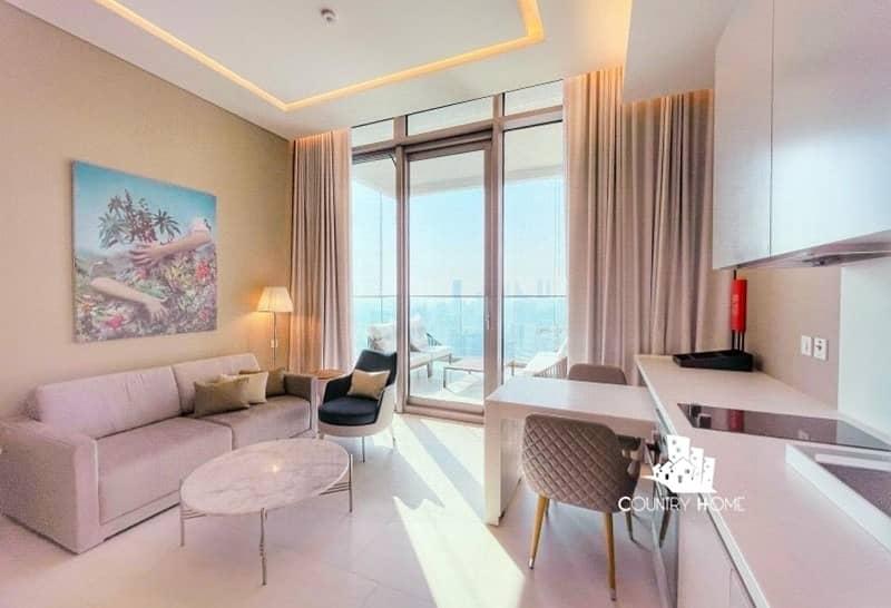 SLS Hotel& Residences I Studio I Fully Furnished