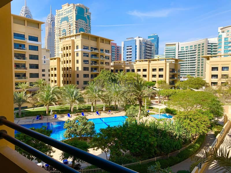 Spacious 3 Bedroom Apartment in Al Jaz 4 | The Greens