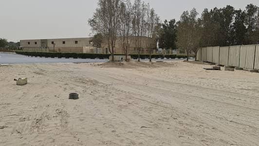 Plot for Rent in Dubai Investment Park (DIP), Dubai - warehouse land for rent in DIP