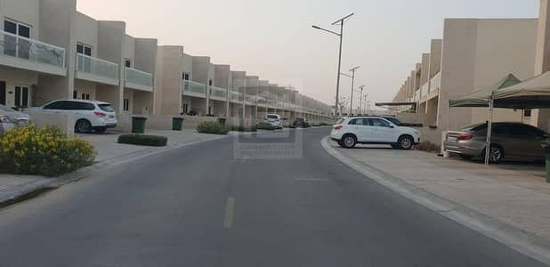 2 Bedroom Villa for Sale in Al Warsan, Dubai - WARSAN VILLA FOR SALE SINGLE ROW 1.6M