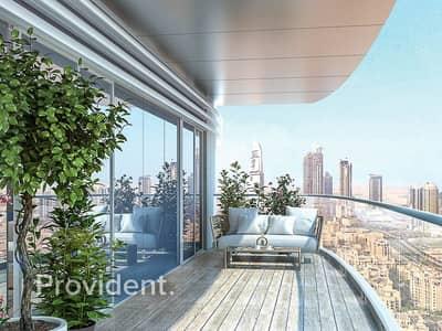 5 Bedroom Penthouse for Sale in Downtown Dubai, Dubai - Luxurious 5 Bed Burj View | Excellent Payment Plan
