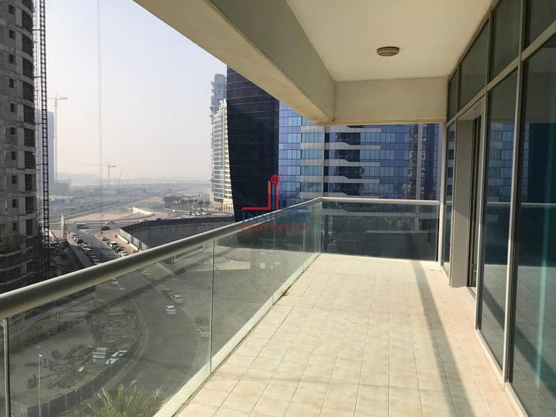 48 CORNER UNIT |1 B/R | AL KHAIL RD/CANAL VIEW