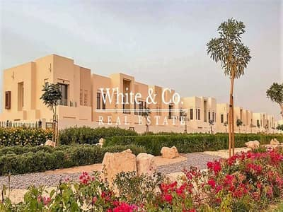4 Bedroom Townhouse for Rent in Reem, Dubai - Close to Pool and Park | Available End of April