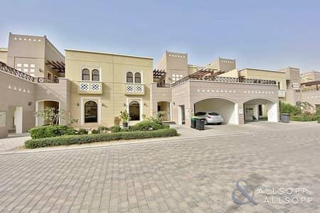تاون هاوس 4 غرف نوم للبيع في مدن، دبي - 4 Double Bedrooms | Balcony | Maids Room