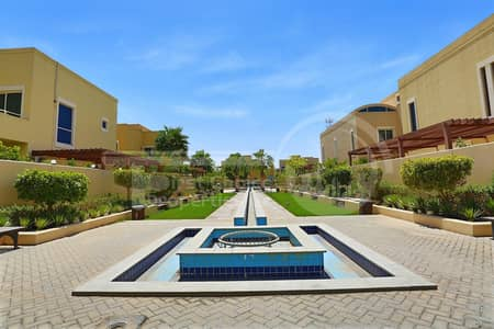 3 Bedroom Townhouse for Sale in Al Raha Gardens, Abu Dhabi - With Rent Refund |  Refreshing Townhouse