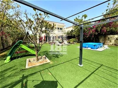 فیلا 3 غرف نوم للايجار في قرية جميرا الدائرية، دبي - Upgraded/Extended | Semi-Furnished | Huge Plot