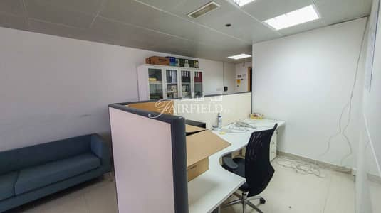 Office for Rent in Jumeirah Lake Towers (JLT), Dubai - JBC 2 | 1098 sqft fitted office space