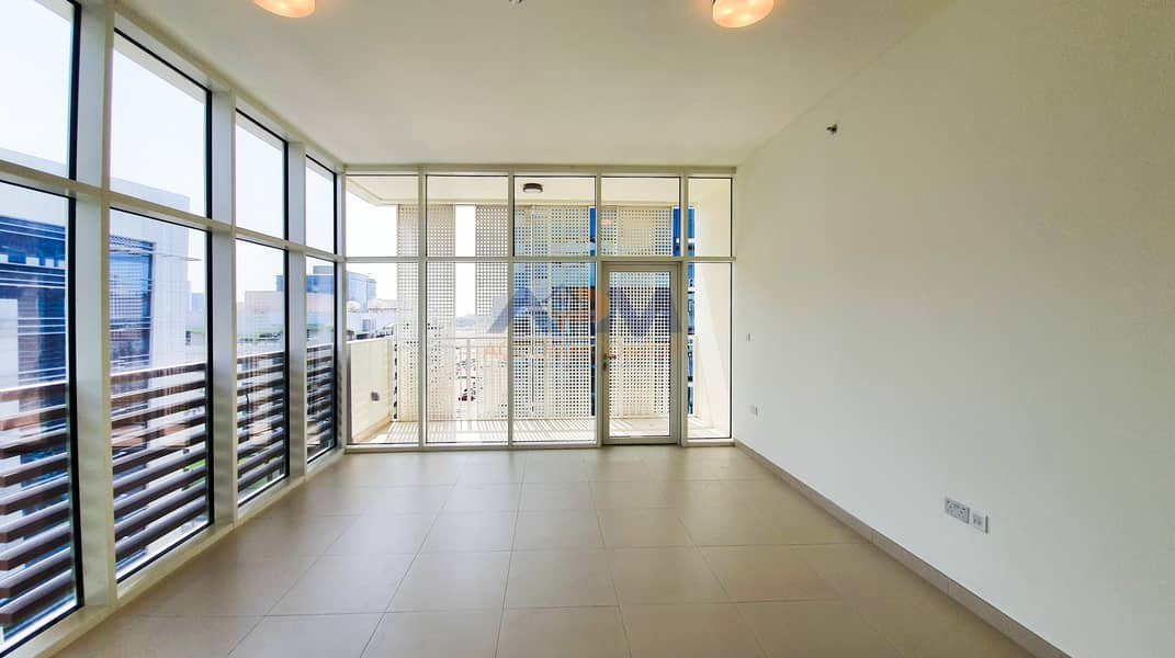 2 Brand New ! Outstanding 2BHK Apartment + Maid +Balcony.