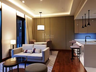 1 Bedroom Apartment for Rent in Bluewaters Island, Dubai - Brand New|Modern district|Chiller+DEWA free|Furnished