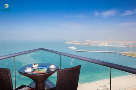 4 Bedroom Hotel Apartment for Rent in Jumeirah Beach Residence (JBR), Dubai - Well Maintained |Fully Furnished |Hotel Apartments
