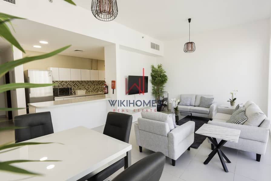 Modern Brand New Finish   Prime Location   Large Balcony   Spacious