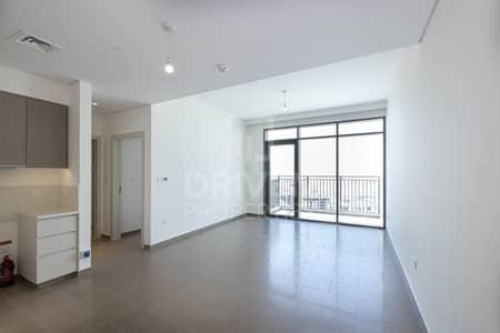 فلیٹ 1 غرفة نوم للايجار في دبي هيلز استيت، دبي - High Floor | Vacant Apt | Community View