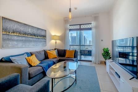 شقة في ريحان 7 ریحان المدينة القديمة 1 غرف 8900 درهم - 5056761
