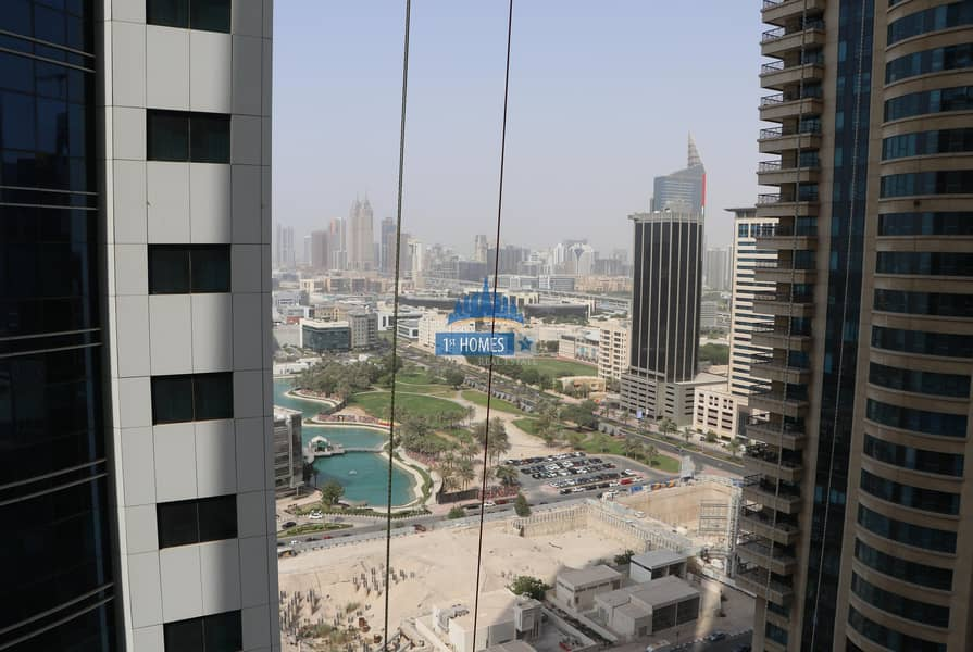 22 Fully Furnished 1BR / Chiller Free / Sea and Palm  View