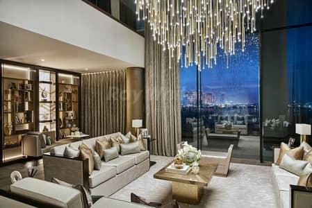 شقة 3 غرف نوم للبيع في نخلة جميرا، دبي - Brand New I Low Floor I Marina Skyline & Sea View