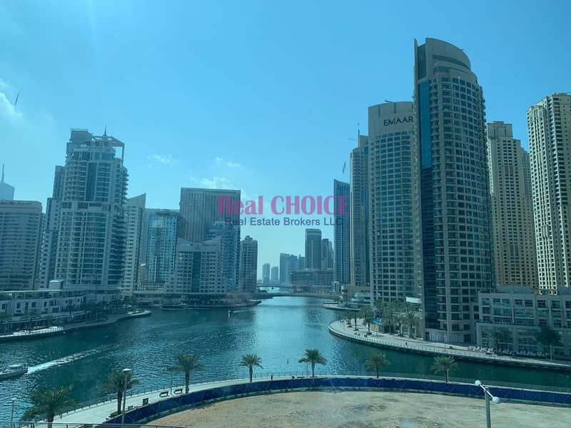 2 Closed Kitchen | Sea View | 2BR with Chiller Free