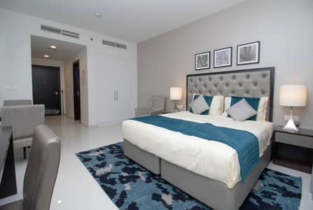 Studio for Rent in Dubai World Central, Dubai - Modern Studio | Fully Furnished | Brand New