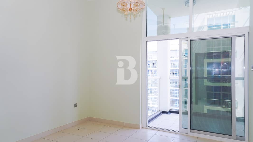 High floor well maintained 2 bed