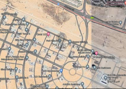 Plot for Sale in International City, Dubai - NEAR TO NAD AL SHEBA COMMUNITY  CORNER BUILDING IN INTERNATIONAL CITY-2