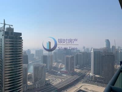 فلیٹ 1 غرفة نوم للبيع في وسط مدينة دبي، دبي - High Floor | Fully Furnished | Rented 1BR | Signature