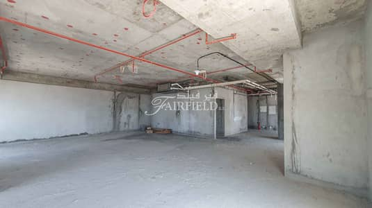 Office for Rent in Jumeirah Lake Towers (JLT), Dubai - Dome | 1704 sqft | shell and core office space