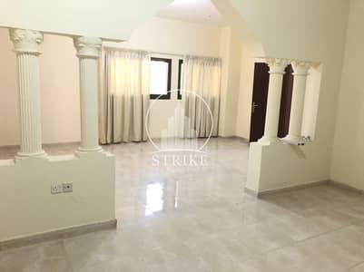 فیلا 5 غرف نوم للايجار في المرور، أبوظبي - Vacant| Upgraded villa for rent with maid room