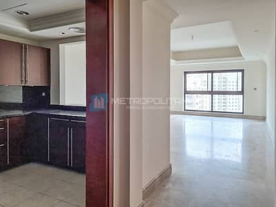 1 Bedroom Flat for Sale in Palm Jumeirah, Dubai - THE ONLY 1BR AVAILABLE I VACANT HIGH ROI CALL  NOW