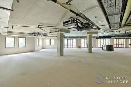 Office for Sale in Old Town, Dubai - Shell & Core | Prime Location | 7 Parking<BR/><BR/>